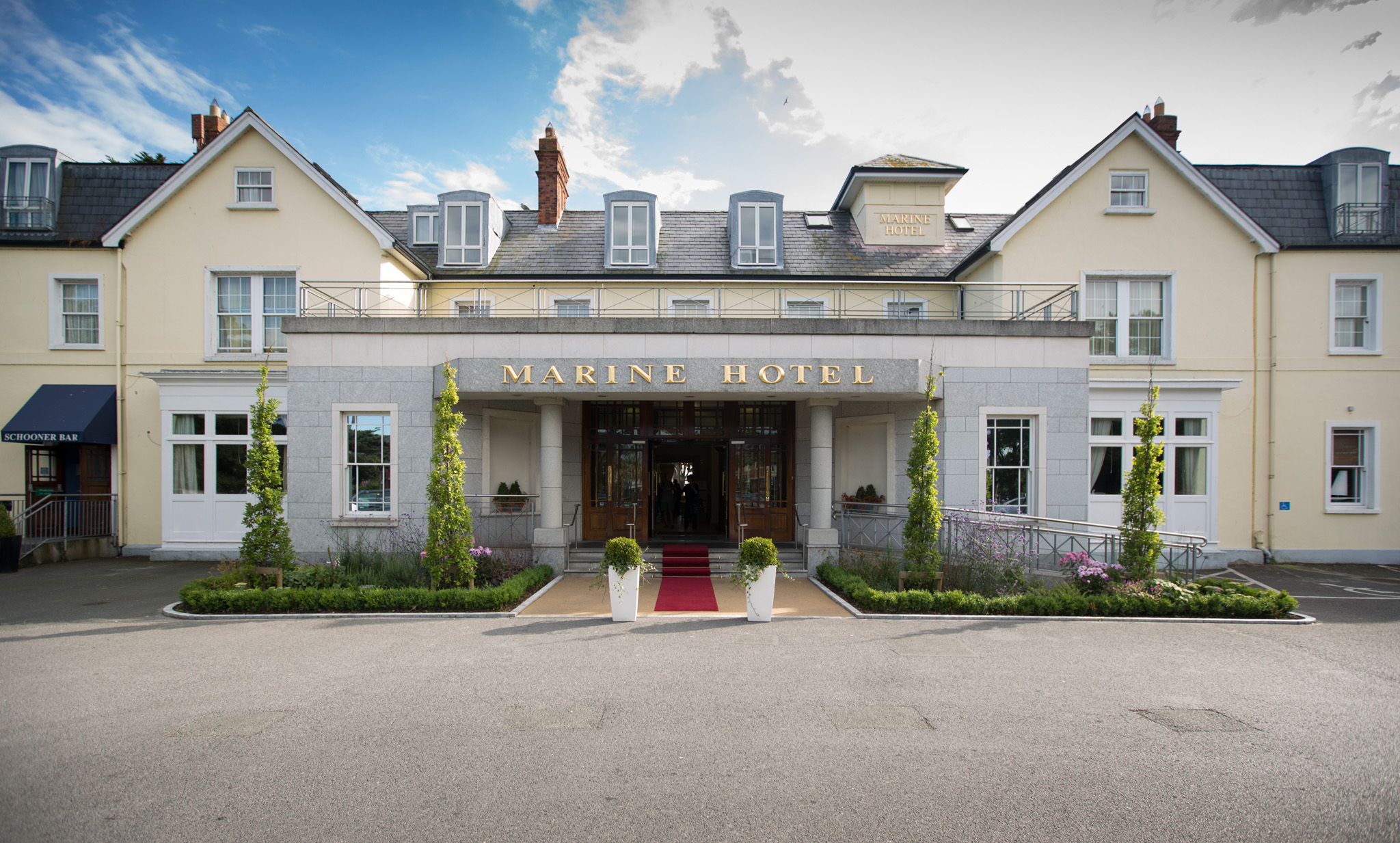 Marine Hotel | Dublin | Welcome to Marine Hotel