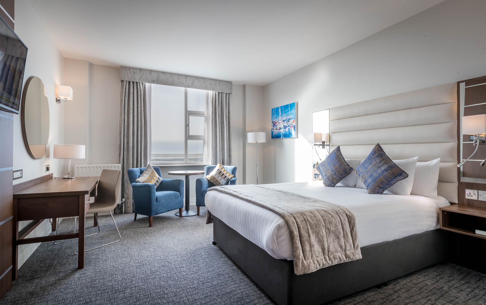Marine Hotel | Dublin | Sea View Rooms